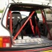 Safety Devices Peugeot 205 3 Door 6 Point Bolt In Roll Cage