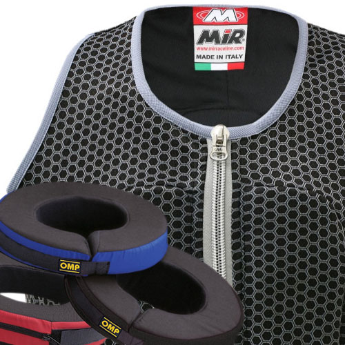 Kart Body Protection