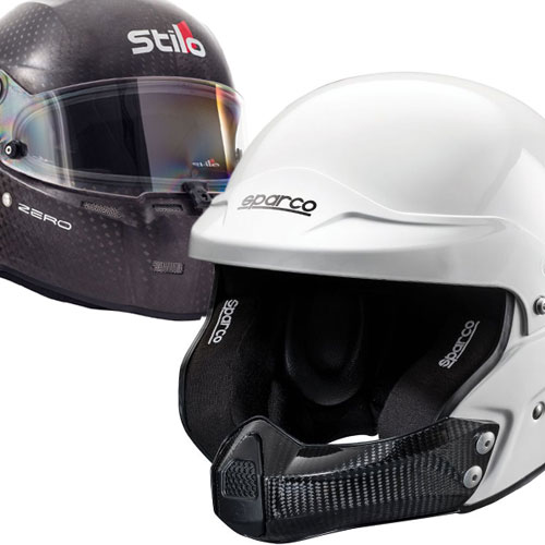 Race & Rally Helmets