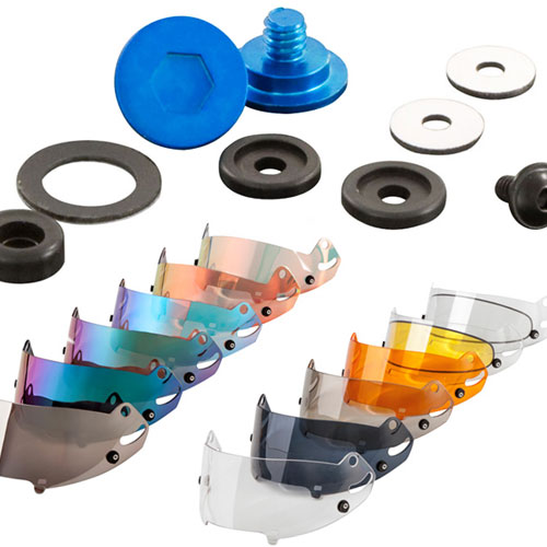Visors & Screw Kits