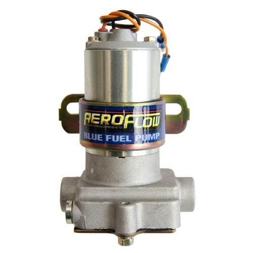 Aeroflow Blue External Electric Fuel Pump 14psi