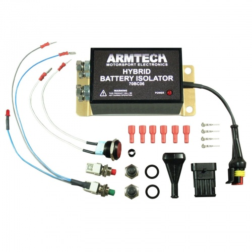 Armtech Hybrid Battery Isolator