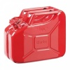 Clarke 10 Litre Steel Jerry Can in Red
