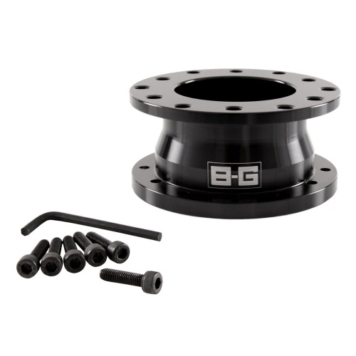 BG Racing 40mm Steering Wheel Spacer