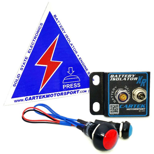 Cartek XR Battery Isolation Kit