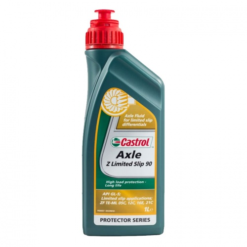 Castrol Axle Z Limited Slip 90 Gear Oil