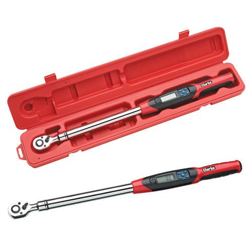 Clarke PRO237 1/2'' Digital Electronic Torque Wrench