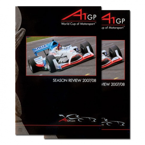 Duke Video A1 GP 2007/2008 Season Review (2 dvds)