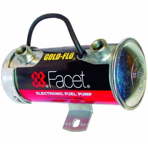 Facet Blue Top Competition Fuel Pump