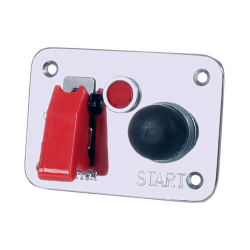 Grayston Ignition and Push Start Switch Panel