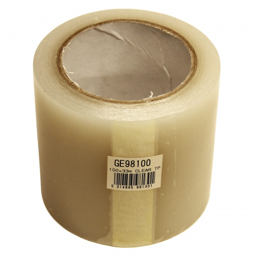 Grayston Clear Self Adhesive Tape Wide