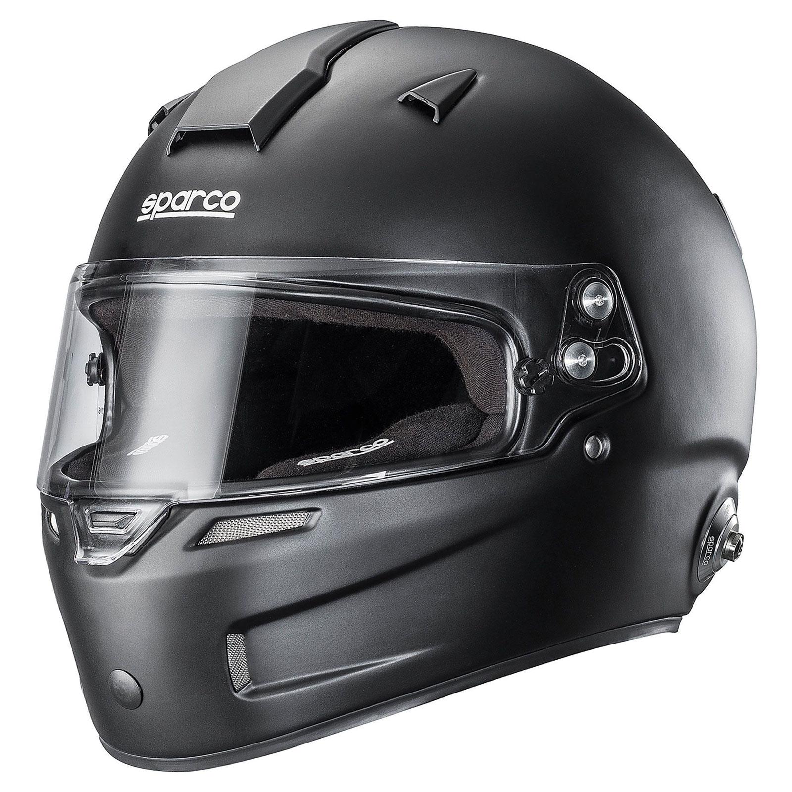 c563f36e Sparco Air Pro RF-5W Helmet Matt Black - 003345   MSAR London