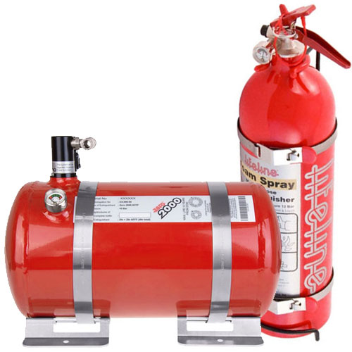 Lifeline Fire Marshal 4 ltr Electrical Rally Package