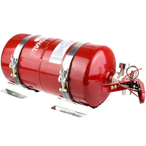 Lifeline Zero 2000 4ltr Fire Marshal Mechanical Fire Extinguisher Kit