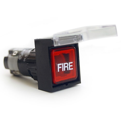 Lifeline Protected Internal Extinguisher Switch