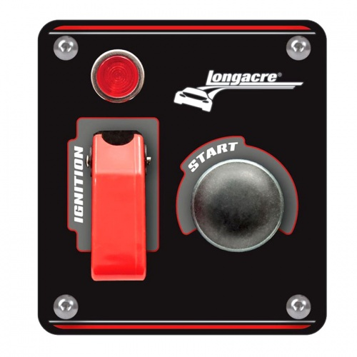 Longacre Ignition Starter Switch Panel
