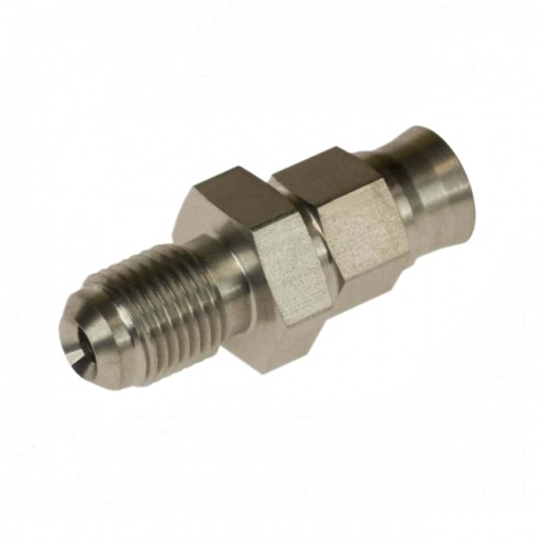 Motamec -03 JIC Convex Stainless Steel Male Fitting