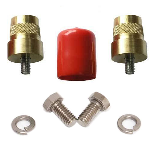 Odyssey Brass Battery Conversion Terminals