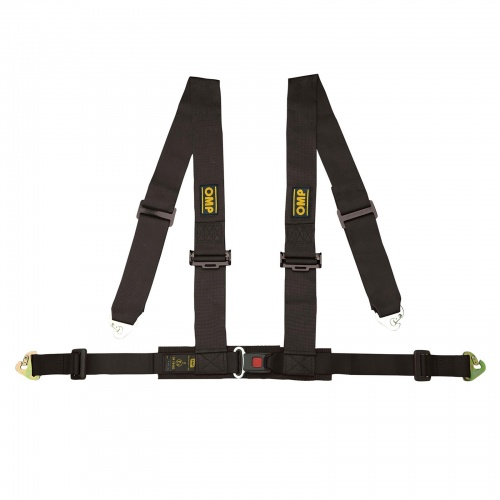 OMP Racing 4M 4 Point Clip-In Harness
