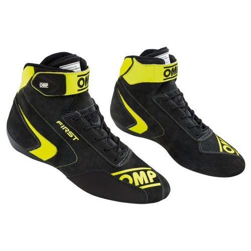 OMP First Race Boots