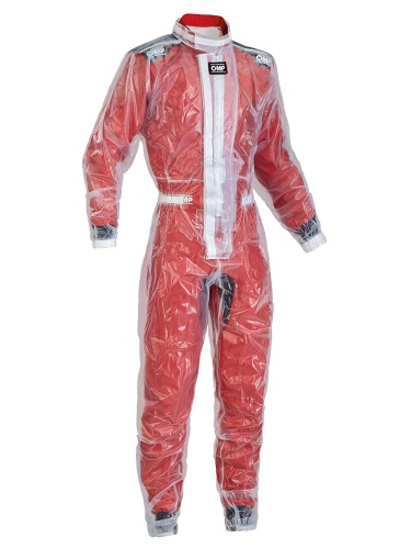 OMP Rain K Waterproof Over Suit