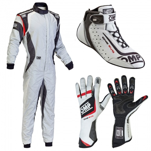 OMP One Evo Racewear Bundle