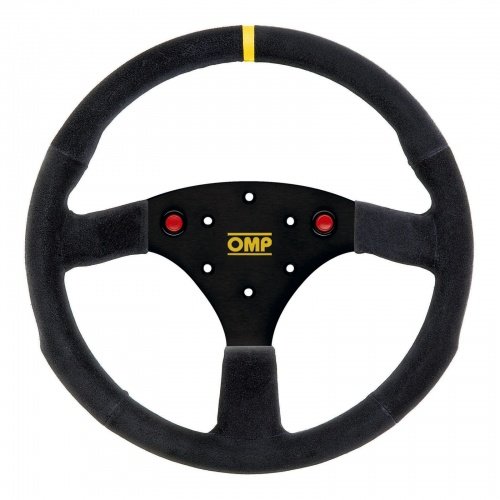 OMP 320 Uno Steering Wheel without Horn Push