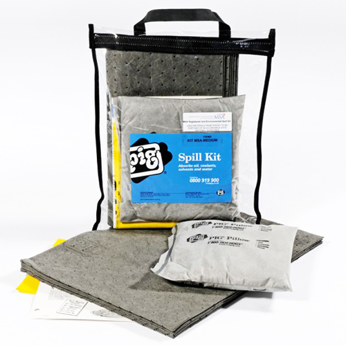 Pig Motorsport Medium Spill Kit