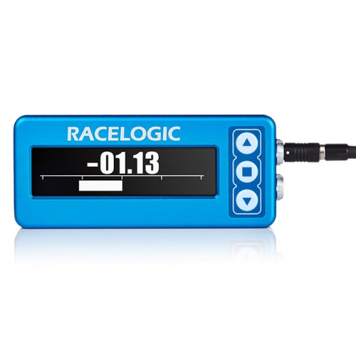 Racelogic Blue OLED Predictive Lap Timing Display