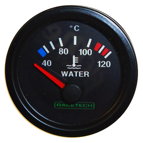 Racetech Water Temperature Gauge
