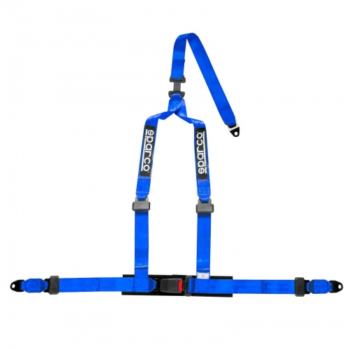 Sparco 3 Point Double Release Harness