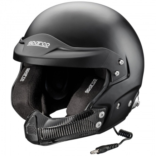 Sparco Air Pro RJ-5i Intercom Helmet Matt Black
