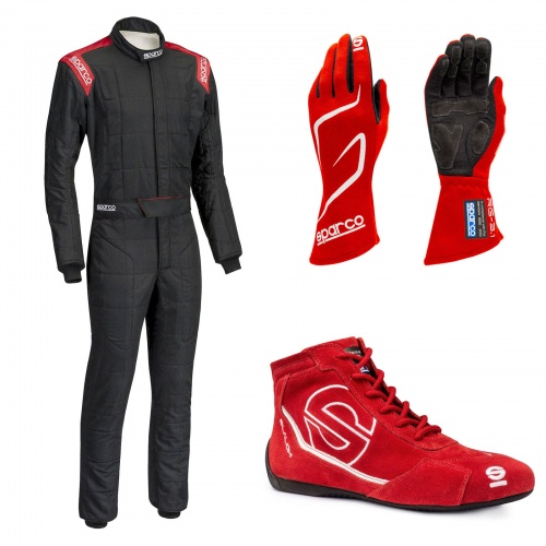 Sparco Conquest R506 Racewear Bundle