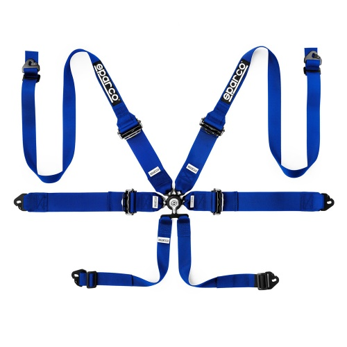 Sparco Pro Endurance 6 Point FHR Harness