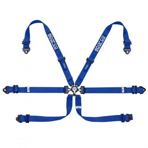 Sparco Endurance 6 Point Harness