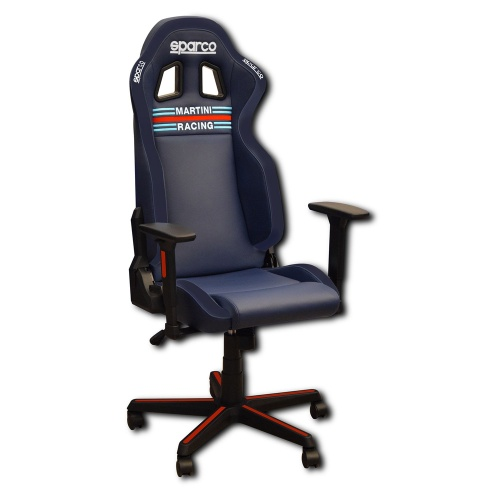 Sparco Martini Racing Icon Gaming Chair