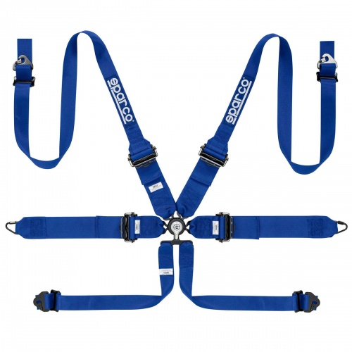 Sparco Pro Endurance 6 Point HANS Harness