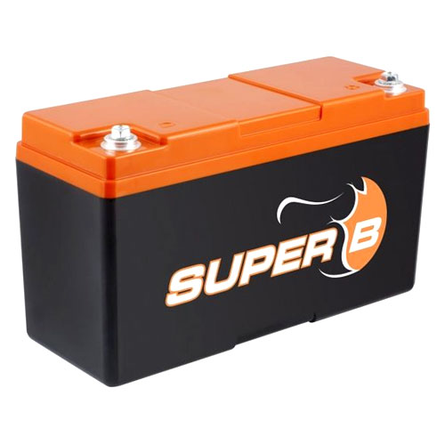 Super B 15P-SC Lithium Battery