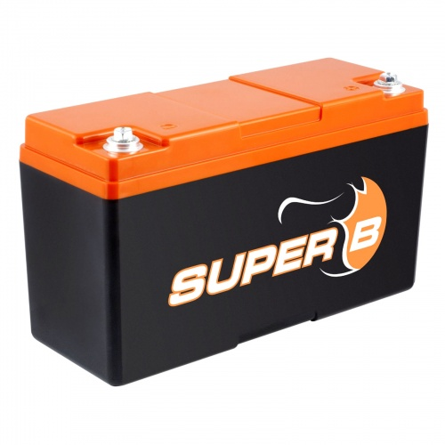 Super B 25P-SC Lithium Battery