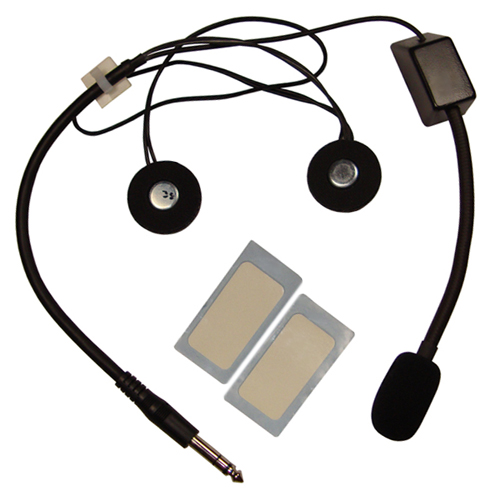 Terraphone Professional Open Face Headset