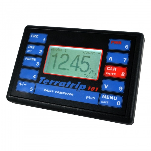 Terratrip 101 Plus Tripmeter