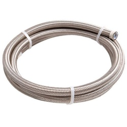 Aeroflow 200 Series Stainless Braided PTFE Hose