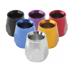Aeroflow 200/570 Series Aluminium Hose End Sockets
