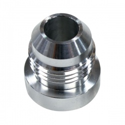 Aeroflow Weld-on Male JIC Aluminium Adaptors