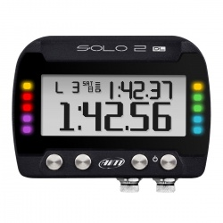 Aim Solo 2 DL GPS Car Lap Timer with ECU Input