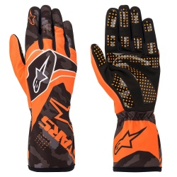 Alpinestars Tech 1-K Race S V2 Camo Childs Kart Gloves