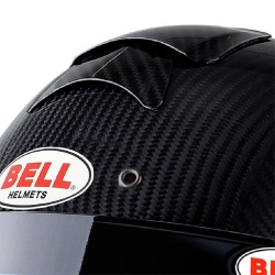 Bell Carbon Top Air Intakes for HP7/RS7/HP5/KC7-CMR Helmets