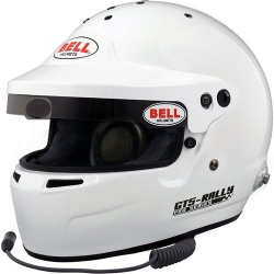 Bell GT5 Rally Helmet HANS SA2010 Medium