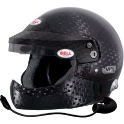 Bell HP9 Carbon Intercom Helmet