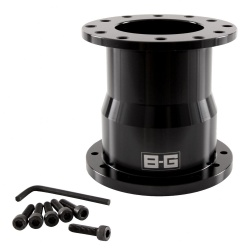 BG Racing 80mm Steering Wheel Spacer